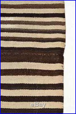 19th c AYMARA INDIAN BLANKET Incredible Rare Unique Navajo Likeness TM9820