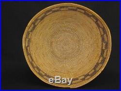 A Rare Early Chumash basket, Native American Indian, circa 1880