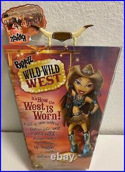 Bratz Doll Wild Wild West Kiana MGA Entertainment Rare Introduction 2005 NIB