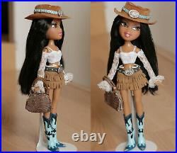Bratz Wild Wild West Kiana Never Played With. Gorgeous Hair and Face! RARE