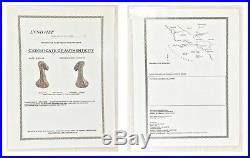 Certified Rare Birdstone Malaga Cove, California COA & Appraised