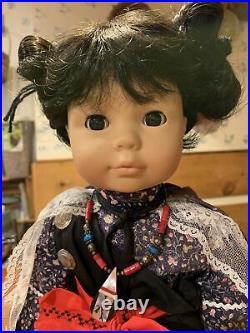 Gotz Starshine Robin Holland Native Leila Doll RARE