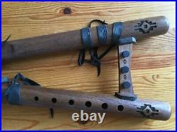 High Spirits Native American Drone Flute B Rare Discontinued Model
