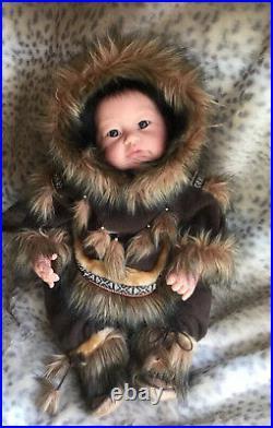 Lee Middleton Inuit Of Canada Rare Htf Children Of World