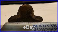 Native American Double Effigy Pipe RARE found in Virginia