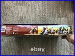 New unopened item Rare dead stock LEGO # 6766 Native American Village Western