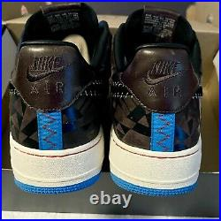 Nike Air Force 1 One Low N7 Premium 08 Le Native American Sz 9 500090-204 Rare