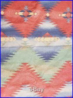 Ralph Lauren Rio Grande KING Size Duvet Cover Aztec Native American Vtg HTF Rare