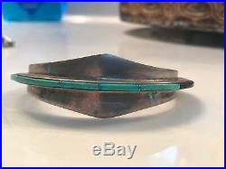 Rare Ben Nighthorse Bracelet/Cuff Sterling Silver 925