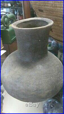 Rare Caddo/Mississippian Native American Indian PotteryJar Unrestored mint