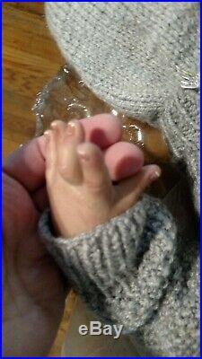 Rare Liu-San by Adrie StoeteOOAK Reborn Baby by Carmen Klatt from Germany