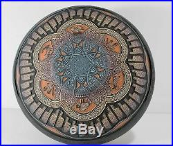 Rare Marvin Balckmore Amazing Native American Large Pottery vase