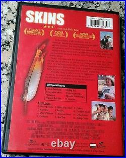 SKINS Sundance RARE DVD Graham Greene Eric Schweig Chris Eyre Native American