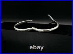 Vintage Taxco Native American Cuff Bracelet Sterling Silver And Inlay Rare