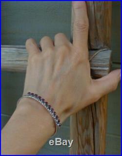 Zuni Rare Purple Spiny Oyster Shell Bracelet